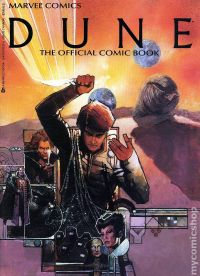 Dune comic