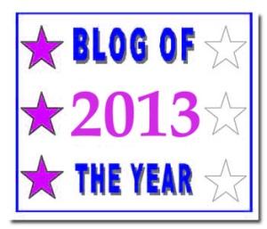 Blog del año 2013