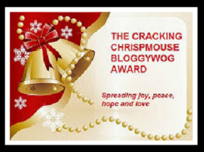 Premio Bloggywog Chrispmouse Cracking