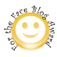 Premio For the Face Blog Award