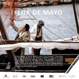 Flor de mayo cover