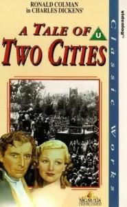 Historia de dos ciudades cover