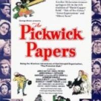 Los papeles póstumos del club Pickwick (Película)