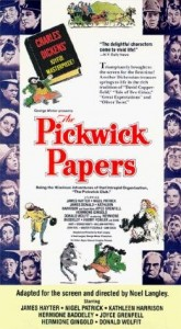 The Pickwick Papers 1952