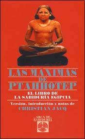 Las máximas de Ptahhotep