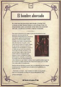 El libro de los enigmas de Sherlock Holmes 2