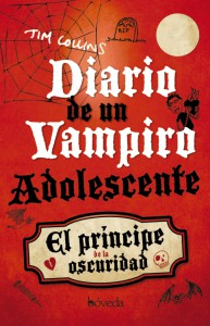 Diario de un vampiro adolescente