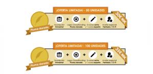 Crowfunding tarifas