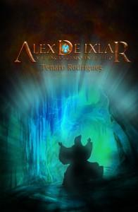 Alex de Ixlar y el encapuchado en el hielo
