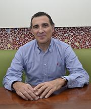 César Iribarren, profesor de la UPV.